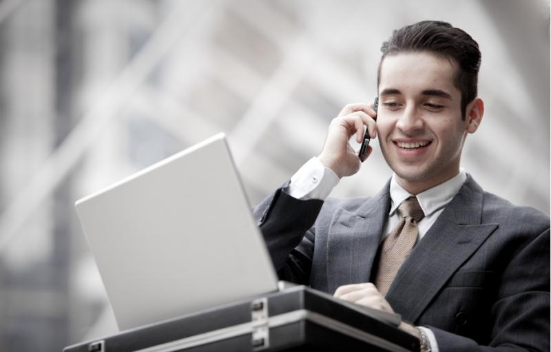 Softphone for Enterprise Communication