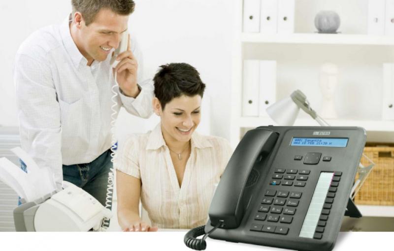 VoIP handset