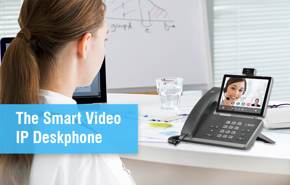 How IP Video Deskphones Have Influenced Business Communications?