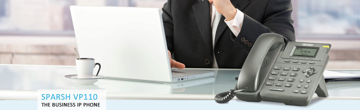 Business IP Phone System | VOIP and SIP Phone - Matrix