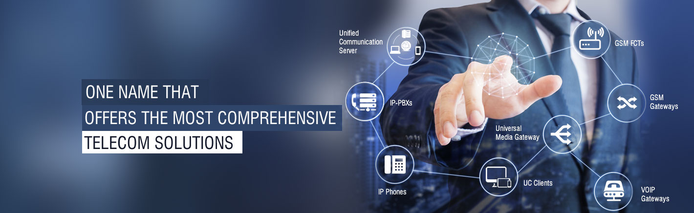 advanced telecom solution for enterprises