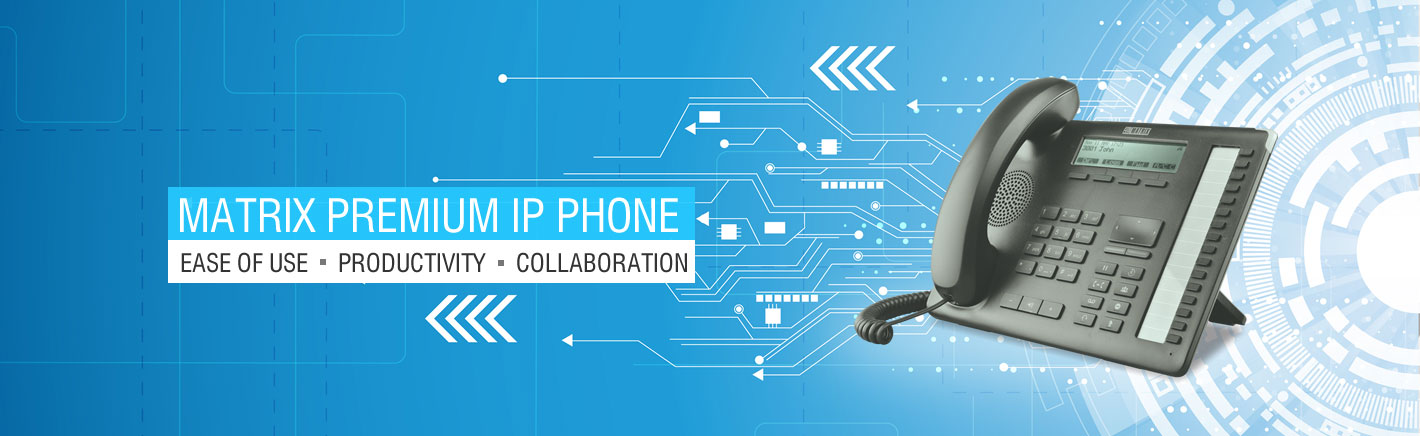 enterprie ip phone solution
