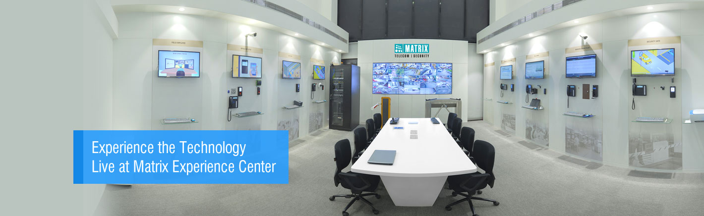 visit matrix telecom experience center