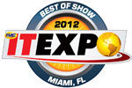 "Matrix Comsec Wins ""Best of Show"" Award for its SETU VGFX Gateway Solution at IT-Expo Austin, 2012"