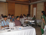 VoIP Sales Training held at Bangalore