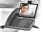 The Smart Video IP Deskphone